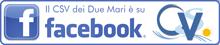 Il CSV dei Due Mari è su Facebook!