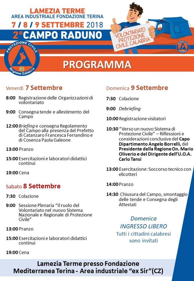programma_Raduno_Volontariato_Protezione_Civile
